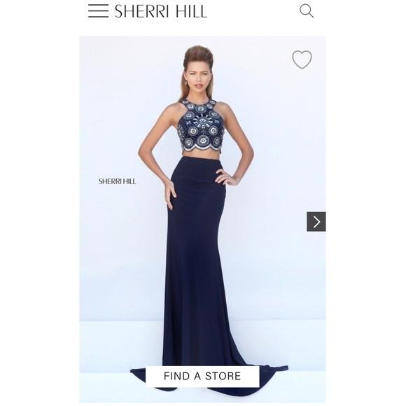 Sherri Hill Dresses & Skirts - SHERRI HILL PROM DRESS
